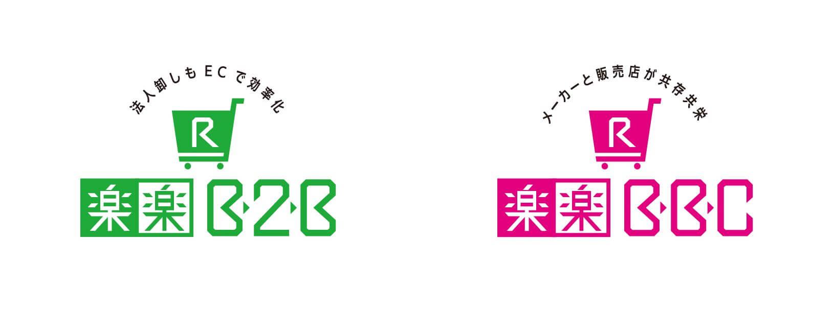 株式会社ネットショップ支援室のニュース・リリース製品 楽楽B2B・楽楽BBCの製品バナー画像
